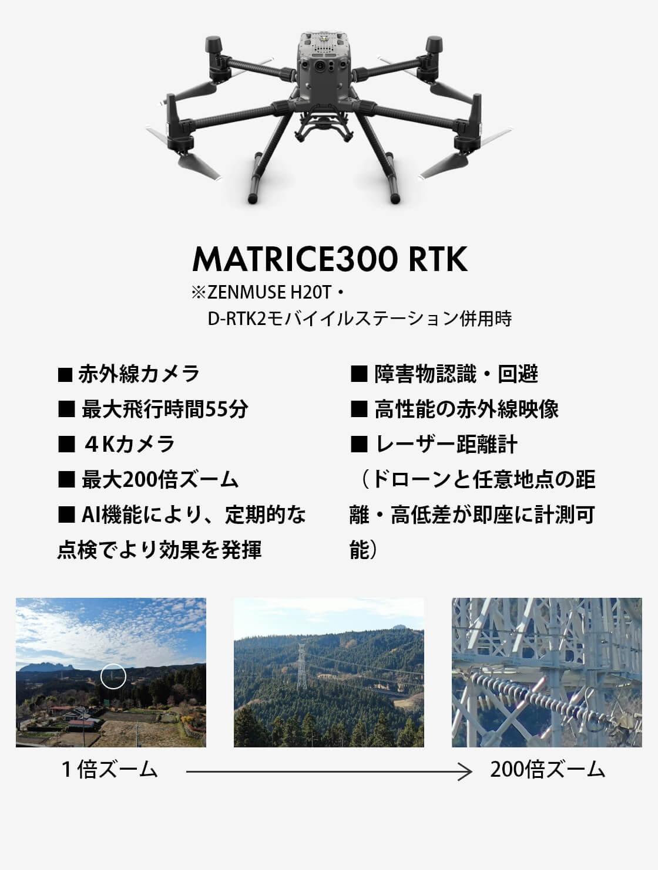 MATRICE300 RTK